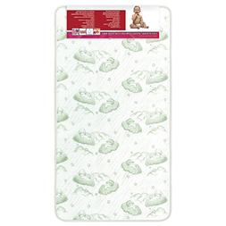 Dream On Me 96 Coil Spring Crib and Toddler Bed Mattress, 6""
