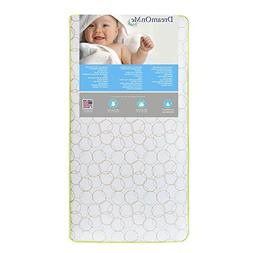 Dream On Me Bedtime 2-Sided Crib and Toddler Mattress
