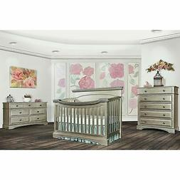 Evolur Catalina Flat Top Crib N/A Modern