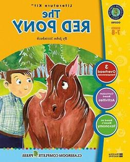 Classroom Complete Press CC2702 The Red Pony - Literature Ki