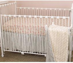 Crib Bedding 3 Piece Crib Set Cotton Tale Designs Tea Party