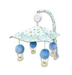 """Trend Lab Dr. Seuss Musical Mobile for Baby Crib """"Oh, the Pl"""