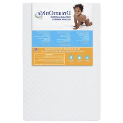 Dream On Me, Sunset 3?  Extra Firm Fiber Portable Crib Mattr