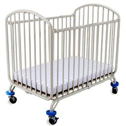 Folding Arched Compact Crib