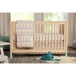 BabyLetto Gelato Crib and Dresser Feet Pack in Cool Mint
