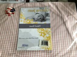 Isabella Fitted Crib Sheet Pink Checked  Glenna Jean T3