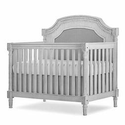 New Evolur Julienne 5-in-1 Convertible Crib - Antique Grey M