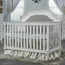 Evolur Julienne 5-in-1 Convertible Crib in Antique Grey Mist