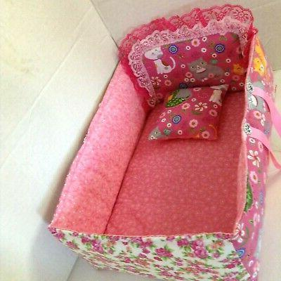 "15""Quilt Patchwork crib head gift"