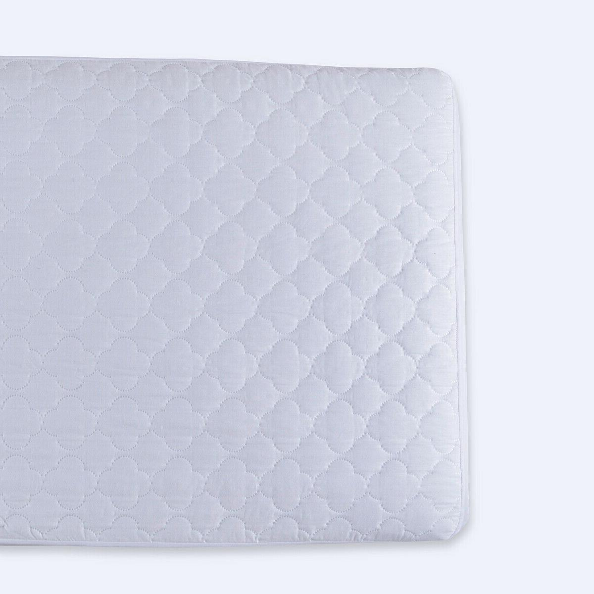 Puredown 2 Pack Waterproof Four Quilted Mattress Topper
