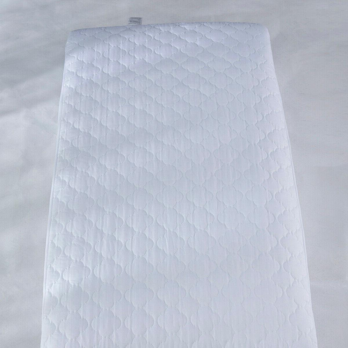 Puredown 2 Pack Four Leaf Mattress Pad for