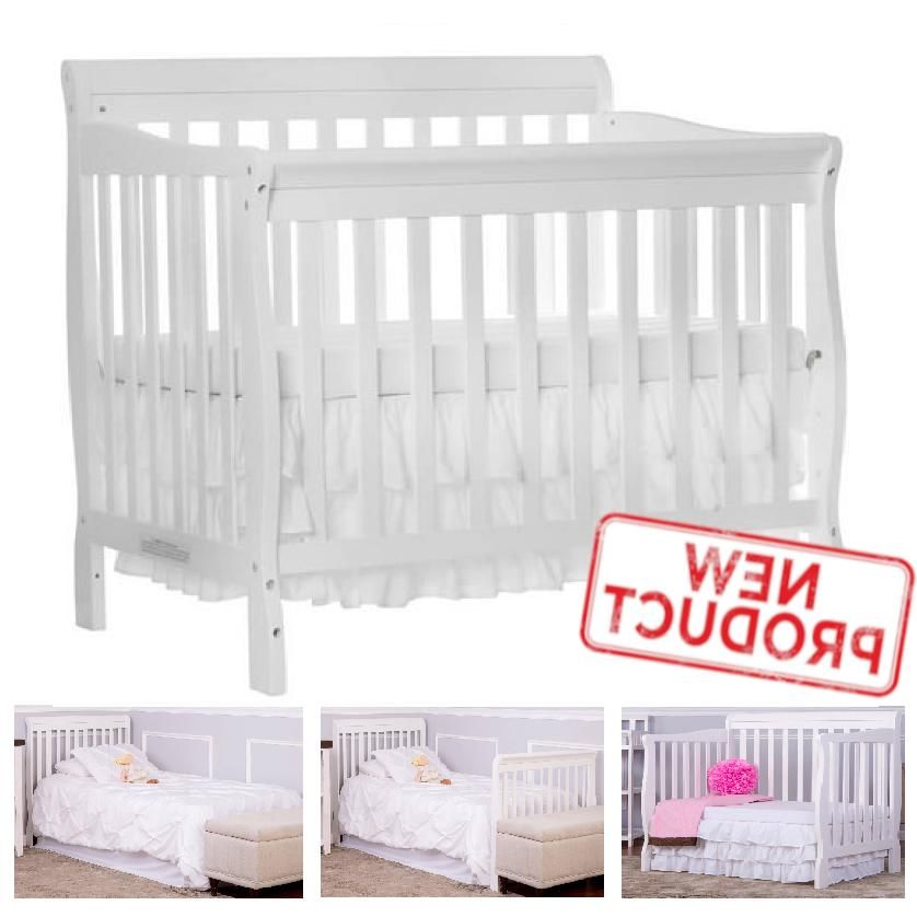 4 in 1 baby crib bed convertible