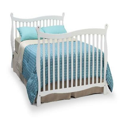 4 1 Cribs Rail Set Bed 3 Position