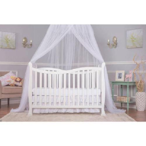 7-in-1 Convertible Full Crib Furniture Bed
