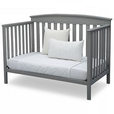 Adjustable in 1 Convertible Wood BED