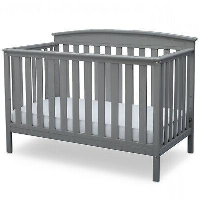in 1 Convertible Wood Toddler BED