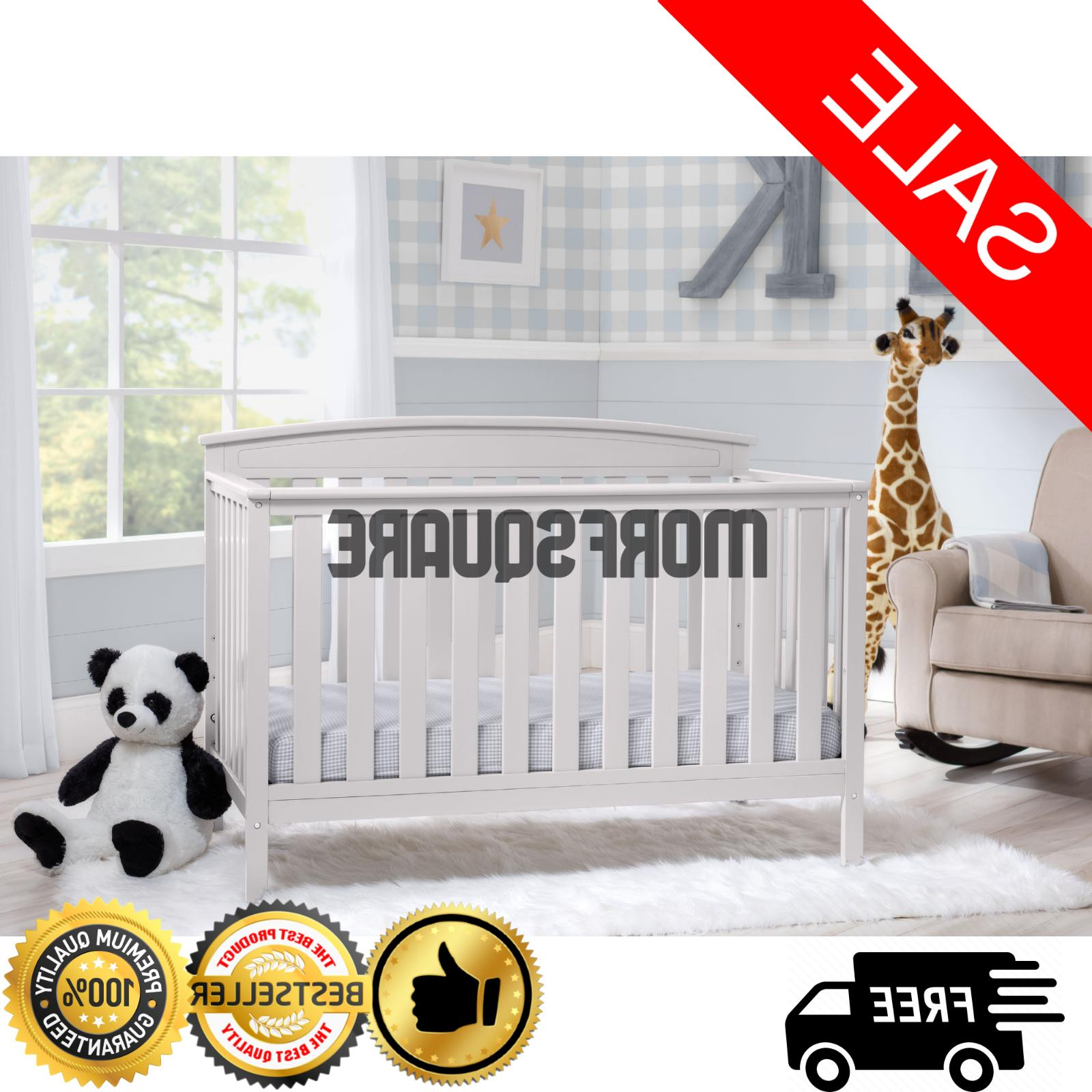 baby crib convert to full toddler bed