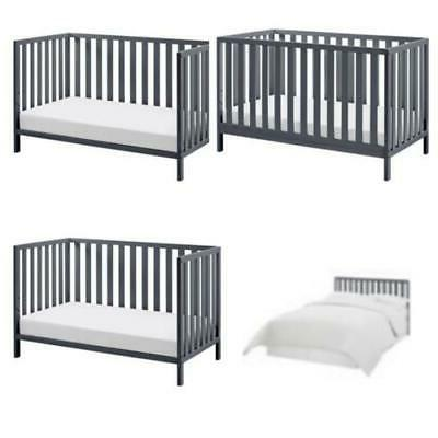 baby crib to toddler bed 4 in