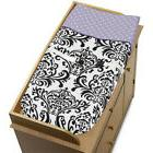 Sweet Jojo Designs Changing Table Pad Cover For Sloane Crib
