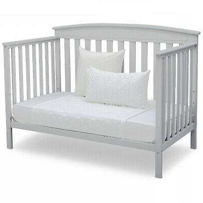Baby toddler Convertible adjustable daybed wood