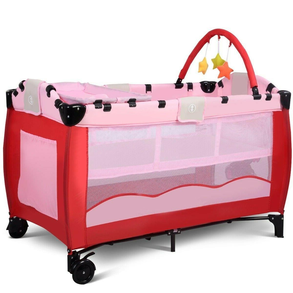 New Playpen Infant