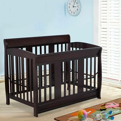 coffee pine wood baby toddler