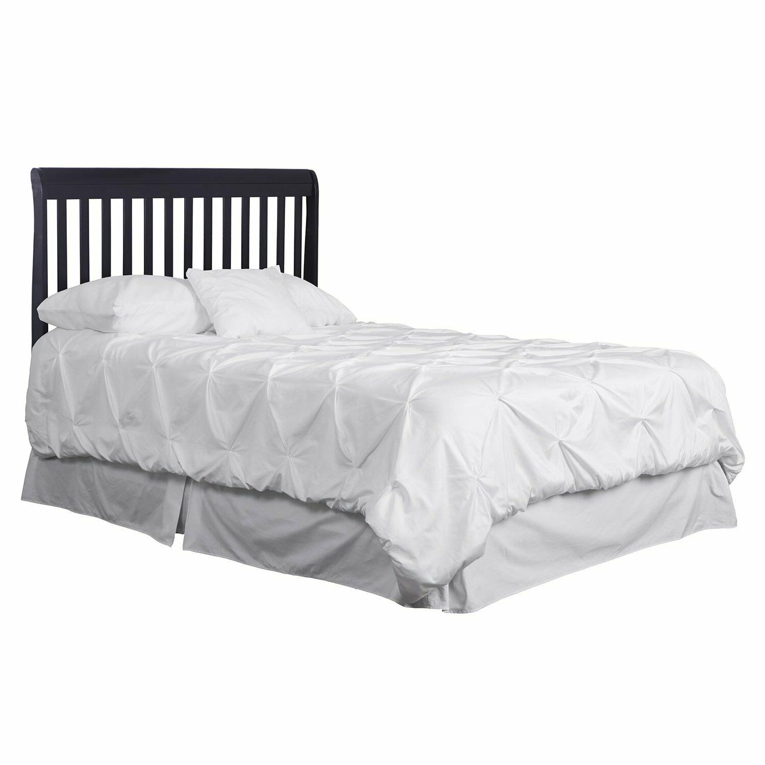 Convertible Baby Bed Full Size Nursery Furniture NEW