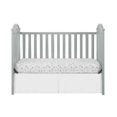 Convertible Baby Crib Daybed Nursery Bed New Bed Wood
