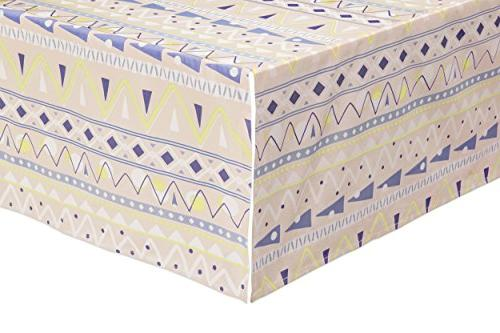 Babyletto Crib Bedding Set, Fitted Sheet, Crib Skirt, Blanket, Changing Cover & Wall Desert Dreams