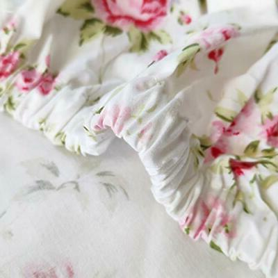 Brandream Fitted Crib Sheets Portable