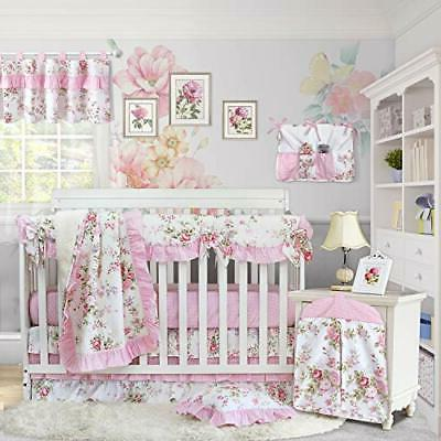 Brandream Crib Sheets Fitted Sheets Portable