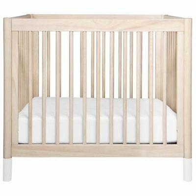 Babyletto 2 1 Mini Washed Natural White