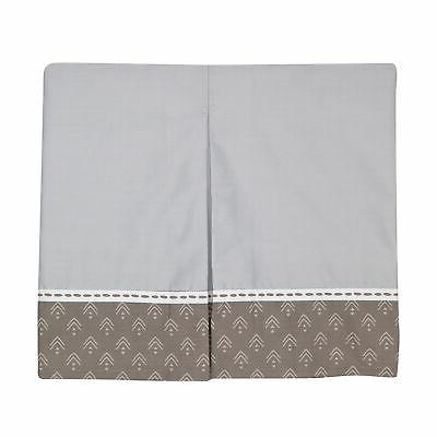 Lambs & Ivy Forest Baby Crib Bedding - Gray