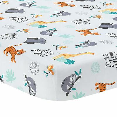 Bedtime Animals 3-Piece Crib