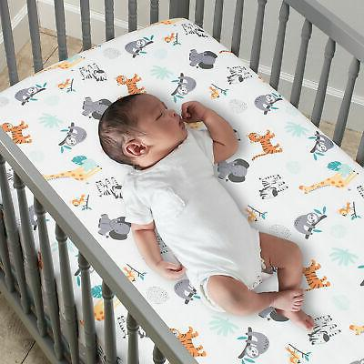 Bedtime Mighty Animals Crib Bedding