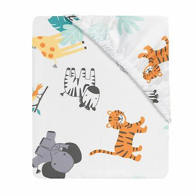 Bedtime Animals 3-Piece Baby Crib