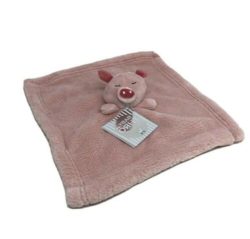 NEW Baby Thro The Pig Baby Blanket X