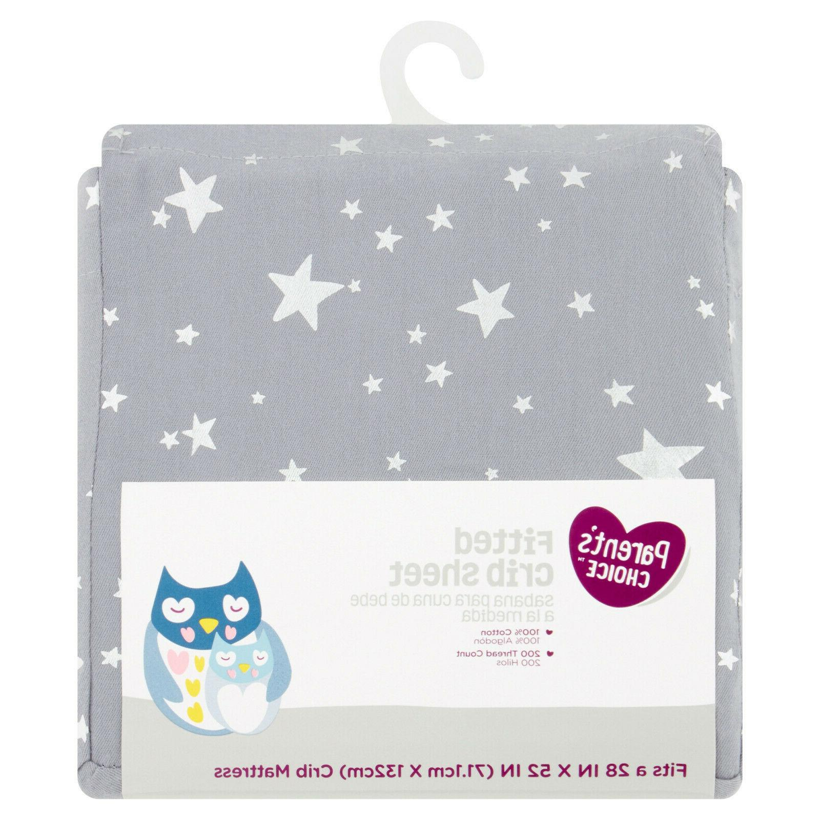 Parent's Sheet Silver 100% Baby Soft