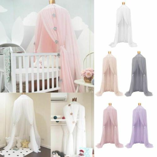Mosquito Net Bed Canopy Play Baby Crib Tent Bedding Dome Net