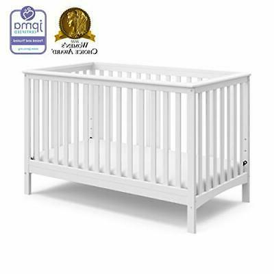 Hillcrest Crib, to Toddler Bed