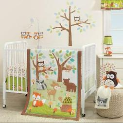 Lambs & Ivy Bedtime Originals Friendly Forest 3 Piece Crib B