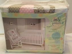 little bedding by elephant time 3 piece