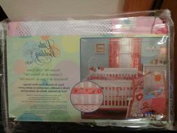 Little Bedding by Nojo Secure Me Crib Liner Sweet Lil Birds
