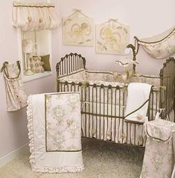 Cotton Tale Designs Lollipops and Roses 8 Piece Crib Bedding