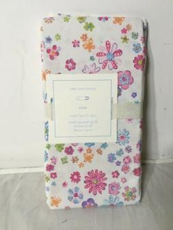 Pottery Barn Kids Mia Crib Fitted Sheet One Size New With Ta