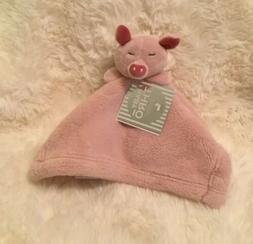NEW Baby Thro Parker The Pink Pig Security Baby Blanket | 14