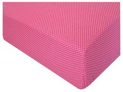 NEW Fitted Sheet Size Crib Trend Lab Sherbet Baby Bedding 10