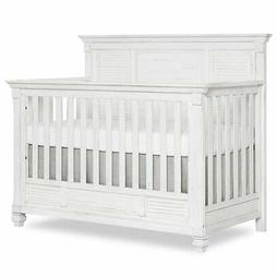 Evolur Signature Cape May 5 in 1 Convertible Crib in White