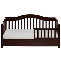 Toddler Daybed with Storage, Espresso